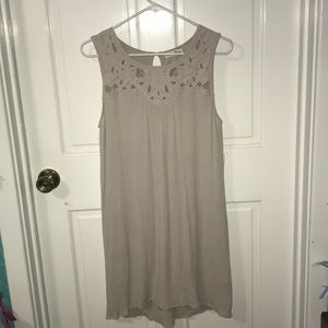 Dresses & Skirts - Champagne colored dress| size medium